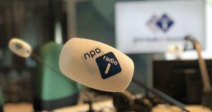 NPO RAdio 1 microfoon